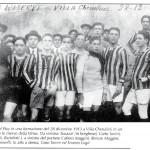 1913 A Villa Cherubini si incontrano le riserve di Pisa e Virtus Juventusque
