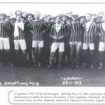 1913 Anocra un match fra Pisa e Virtus Juventusque