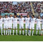 2008-09 L'ultima gara ufficiale giocata al Picchi, finirà 1-1
